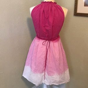 Converse Dresses - Converse Pink Dress with Pockets Size XS